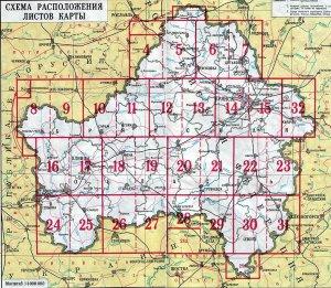 Бесплатные GPS карты России для OziExplorer - Брянская область: http://ozi-map.narod.ru/index/0-7