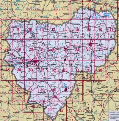 Бесплатные GPS карты России для OziExplorer - Смоленская ...: http://ozi-map.narod.ru/index/0-61